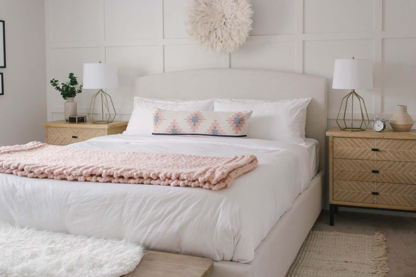 Master Bedroom Refresh With Homesense House Of Hire