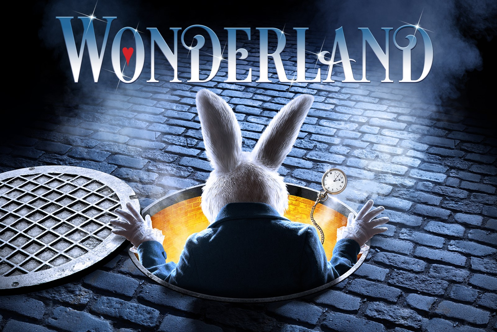 The North East Theatre Guide: Review:Wonderland at Sunderland Empire