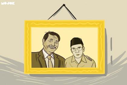 Cek Wikipedia, Gerindra Pertanyakan Benarkah TGB Pro-Jokowi karena Ipar Luhut?