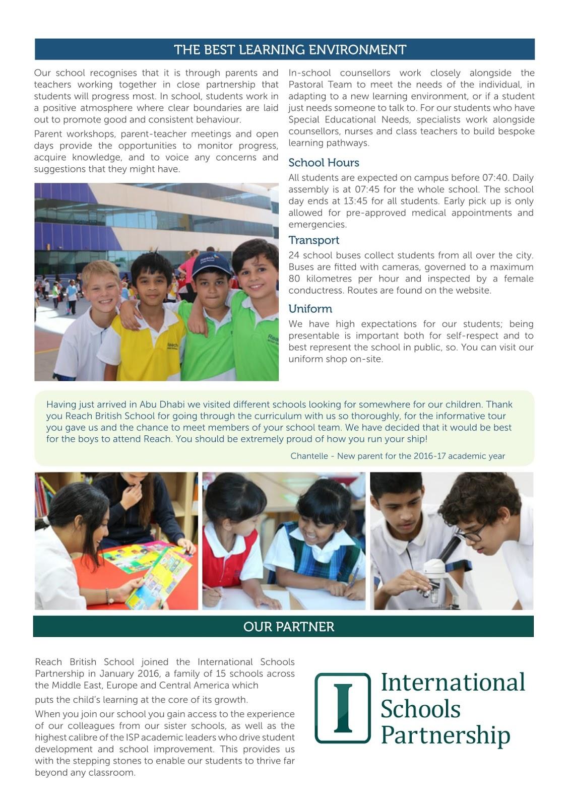 9 Contoh Brosur Sekolah Dalam Bahasa Inggris - Ketik Surat
