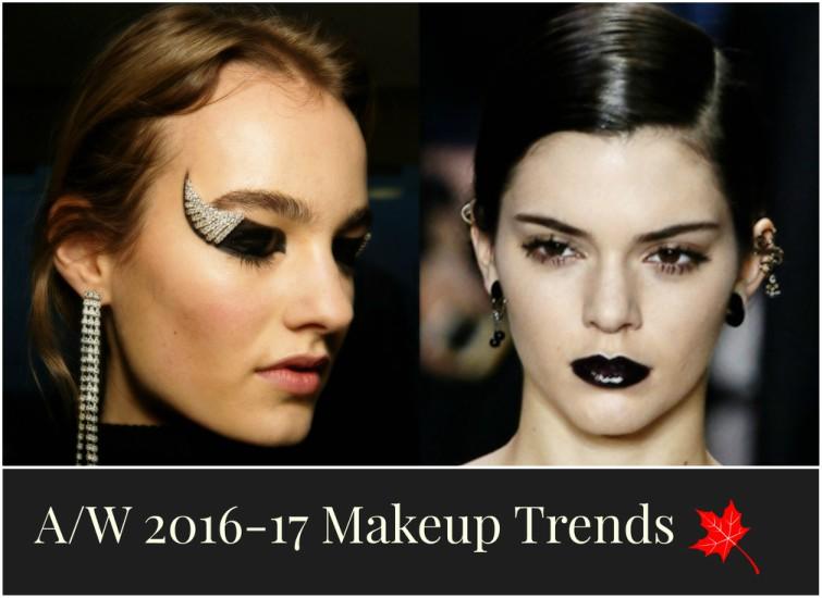 Fall 16 Makeup Trends
