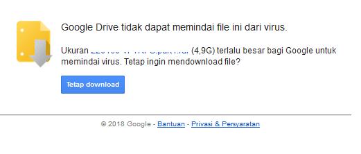 merupakan situs berbagi file yang sangat populer 3 Tutorial Mengatasi Google Drive Limit (Dijamin Bisa)