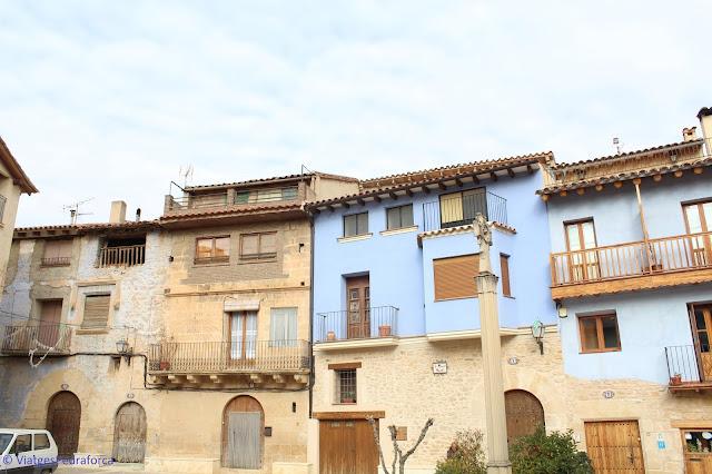 Terol, Aragó, els pobles més bonics del Matarranya, conjunt històric artístic, patrimoni cultural