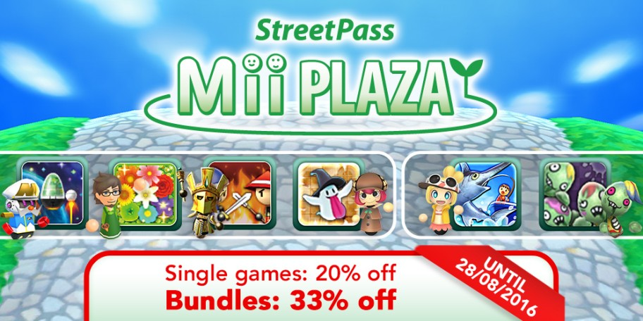Promotion Nintendo Lowers Price Of Exclusive Games Streetpass Mii