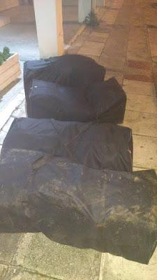 ΗΓΟΥΜΕΝΙΤΣΑ-Συνελήφθησαν πέντε Αλβανοί για μεταφορά 96 κιλών χασίς