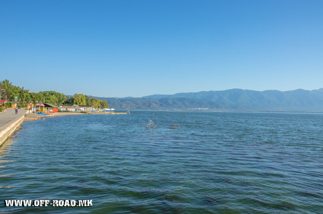 Macedonia - Dojran Lake