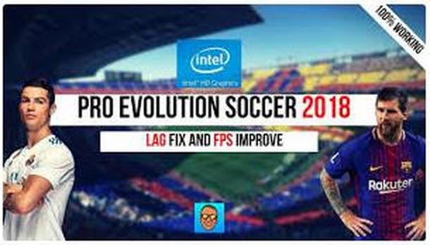PES 2018 Patch untuk Low User