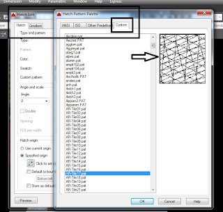 cara menambahkan Hatch custom di Autocad,Tutorial menambahakan hatch di Autocad,Download Hatch custom Autocad