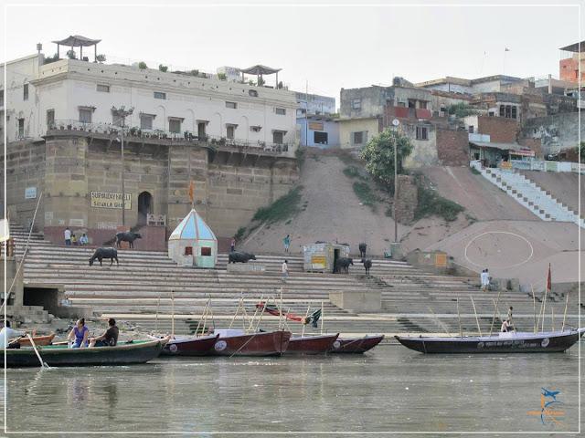 Shivala Ghat Varanasu