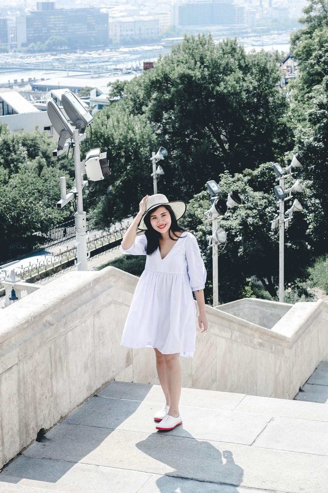 singapore blogger stylist stylexstyle lookbook wiwt ootd photography style budapest summer holiday travel dress portraits street