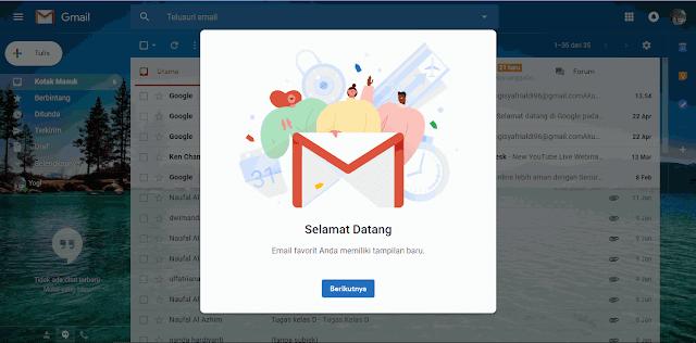 Gmail merupakan salah satu layanan email paling terkenal di dunia yang dibentuk oleh Google Cara Mengaktifkan Tampilan Gmail Terbaru