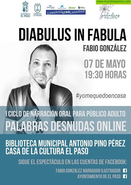 I Circuito Interinsular de Narración Oral - Fabio González