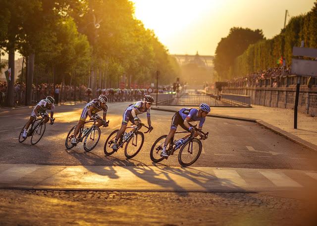 jazda na rowerze - Pyskowice