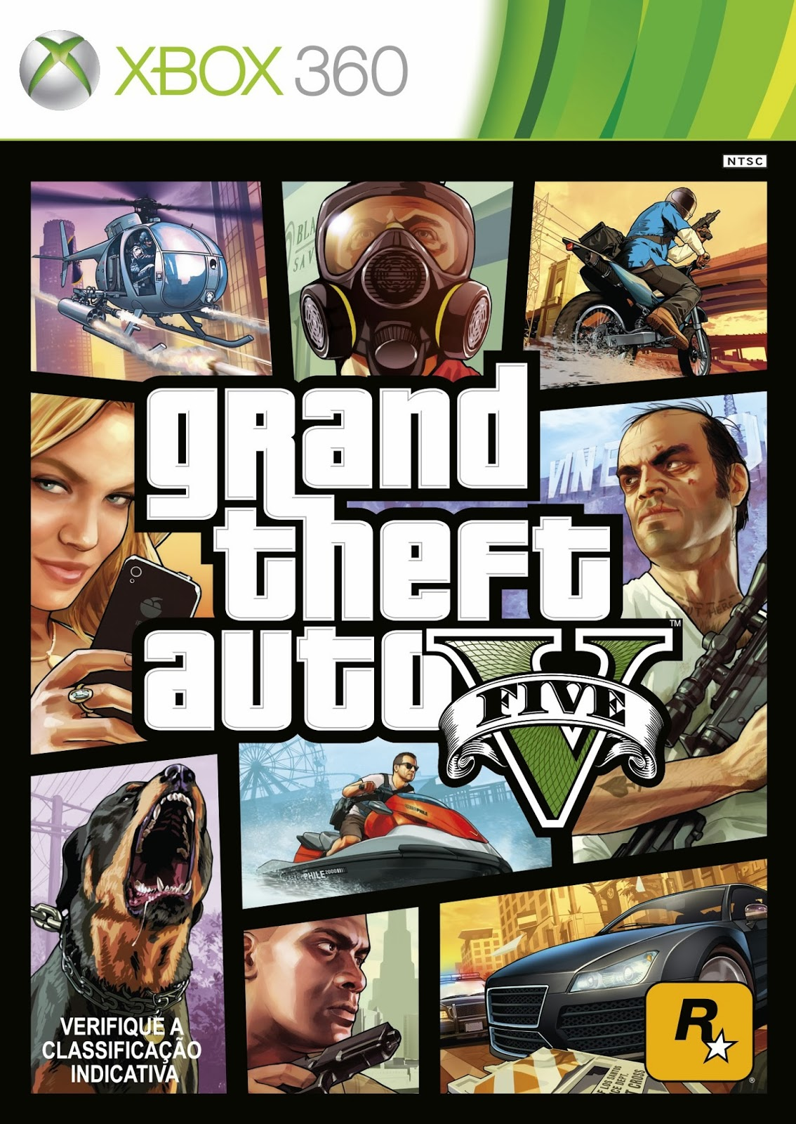 GTA V Full game [REGION FREE][XBOX 360] TORRENT ~ Download ...