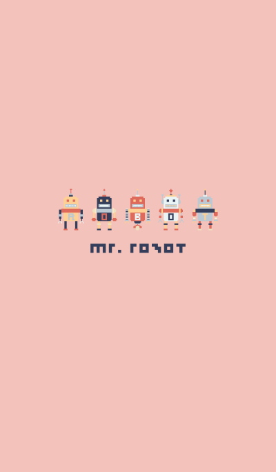 MR. ROBOT (RED 2)