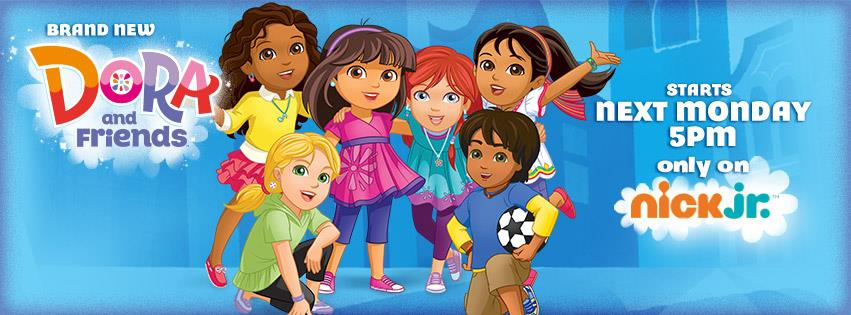 Dora and Friends Party