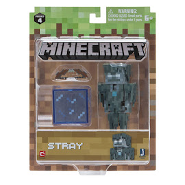 Minecraft Series 4 Stray Overworld Figure