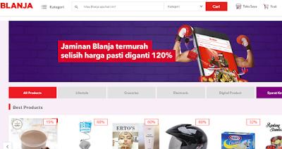 5 Kumpulan Marketplace Ternama Dan Terpercaya Di Indonesia