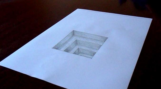 Cara Gampang Menciptakan Gambar Bagan 3d Dengan Pensil Hiperficie