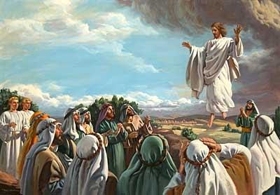 Resultado de imagen de HECHOS DE LOS APÓSTOLES 1,1-11