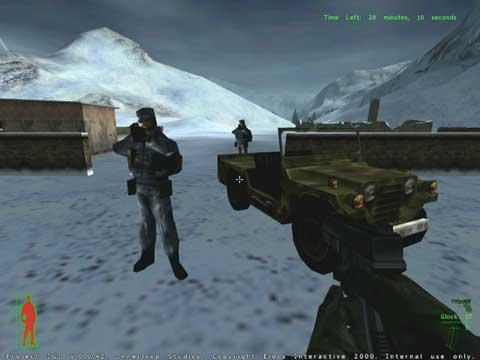 تحميل لعبة IGI 3 للكمبيوتر من ميديا فاير