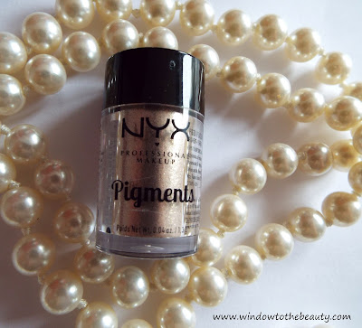 nyx Vegas Baby pigment