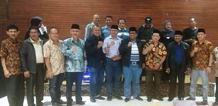 Forum Walinagari VII Koto Lamo Satukan Tekad Majukan Masyarakat dan Daerah