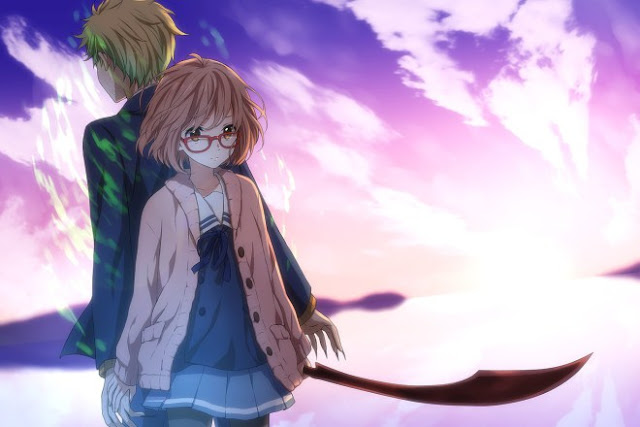Download Kyoukai no Kanata Movie I'll Be Here - Mirai-hen Subtitle Indonesia
