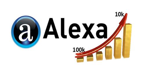Tăng Rank Alexa - Dịch vụ tăng rank alexa hiệu quả cho Website