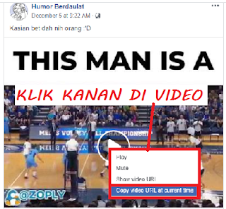 cara download video facebook dengan situs pengunduh