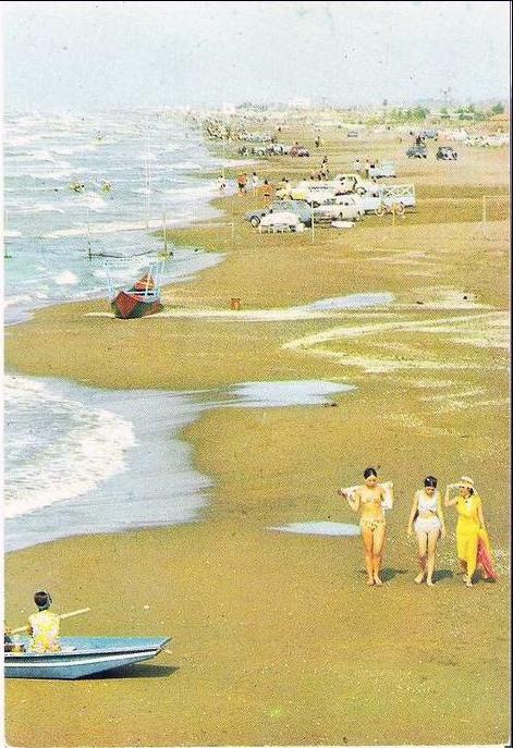 آلبوم عکس از تابستان 1350 کنار دریار خزر