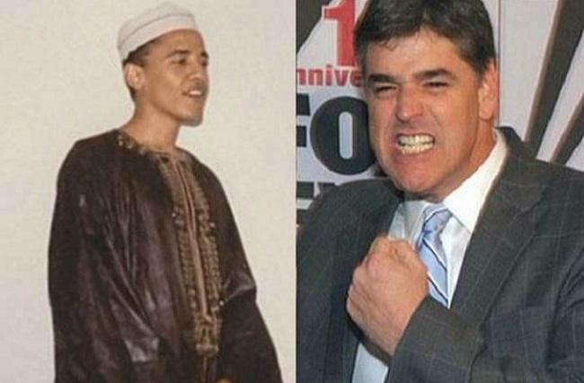 Host terkenal bernama Sean Hannity beberkan video saat Obama memuji agama Islam.