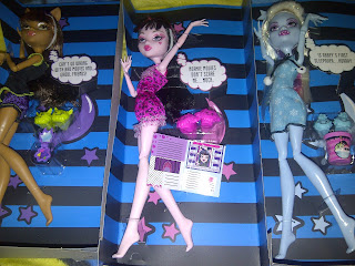 Monster High Guide Monster High Dead Tired Dolls