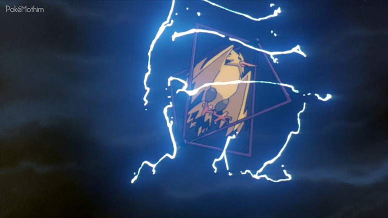 Lawrence III Captura Zapdos Filme 02