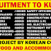 KNPC PROJECT - RECRUITMENT TO KUWAIT 2017 | APPLY NOW