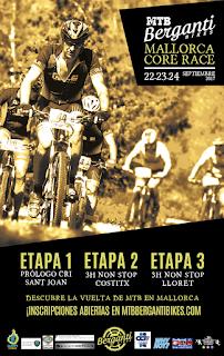 Berganti Bikes - Mallorca Core Race
