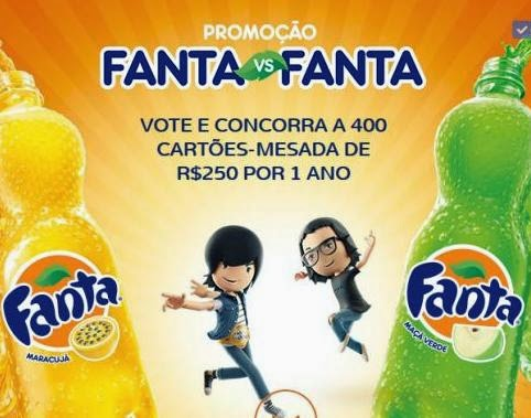 Promoção Fanta vs Fanta 2015