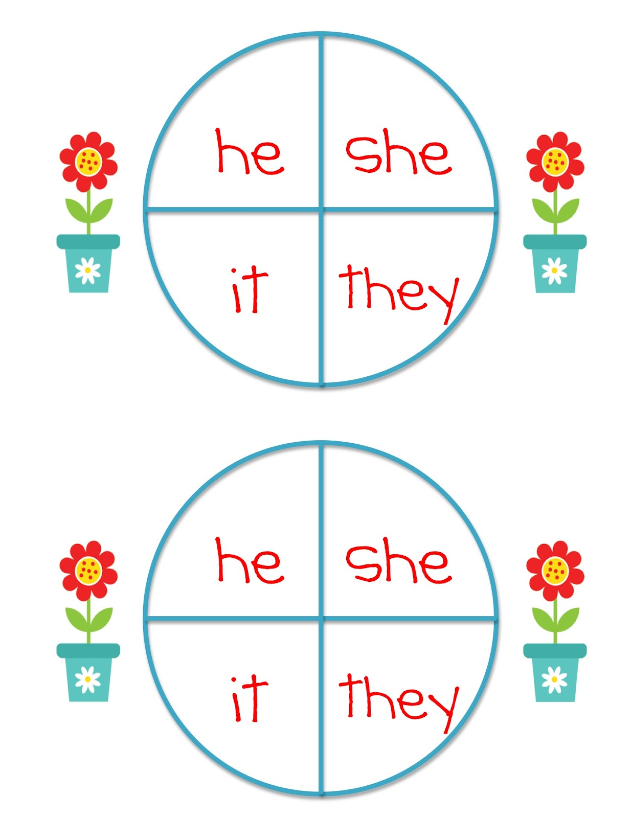 Power Up With Pronouns