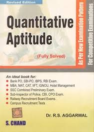 RS Aggarwal Quantitative Aptitude Free PDF E-Book Download