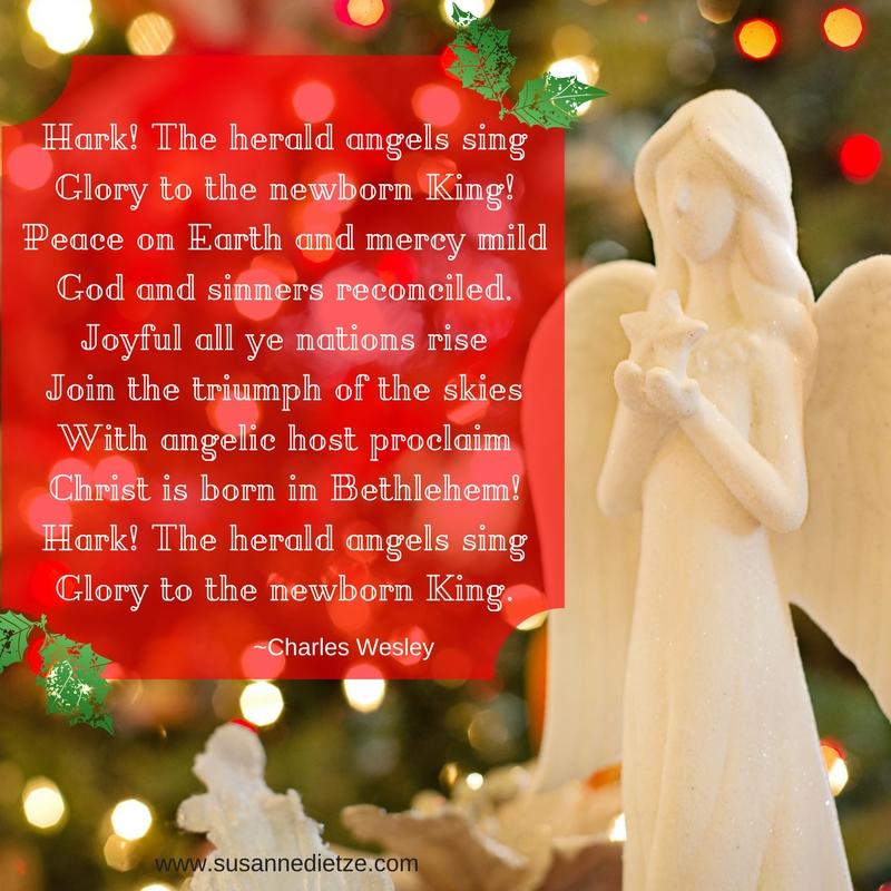 Heroes, Heroines, and History: Hymn Stories: Hark! The Herald Angels Sing