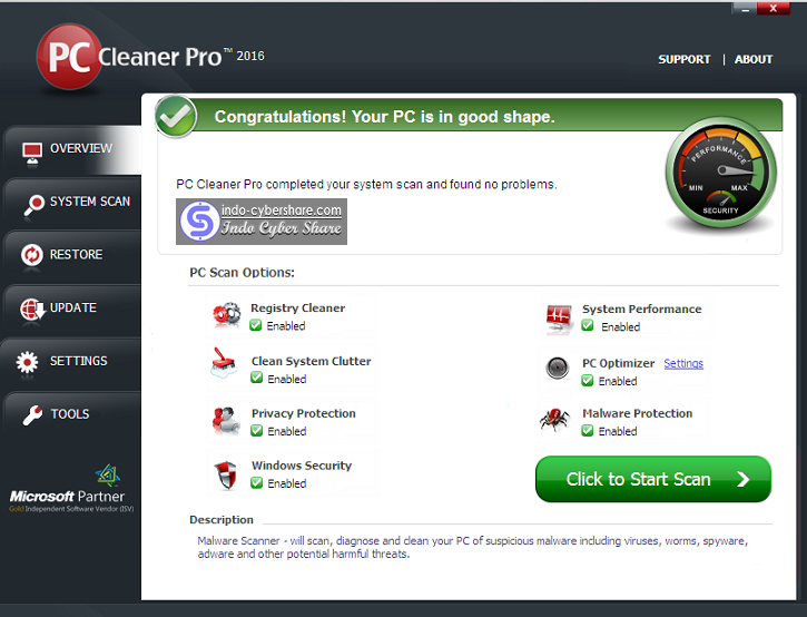 PC Cleaner Pro Full Version indo cyber share