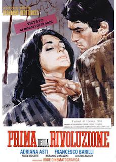 """""""Przed rewolucją"""" (1964), reż. Bernardo Bertolucci. Recenzja filmu."""