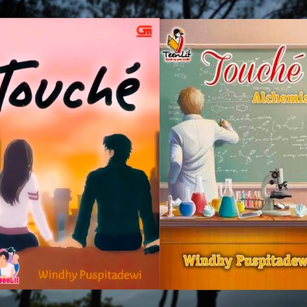 [Done Read 3, 4 Books] Touche & Touche Alchemist