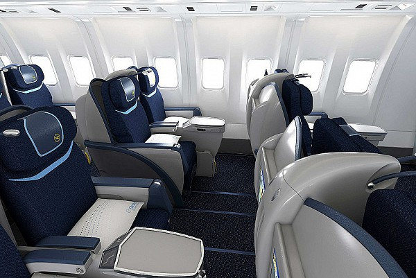 Types Of Business Class Long Haul