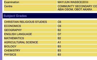 WAEC May/June Results Released