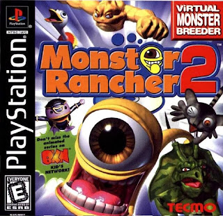 Download Kumpulan game Monster Rancher PS1 Terlengkap - RonanElektron