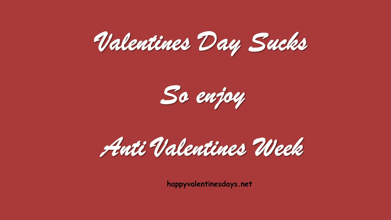 Anti Valentineu0027s Day 2018: Dates For Slap Day, Flirting Day, Breakup Day U2013  Week After Valentineu0027s Day!