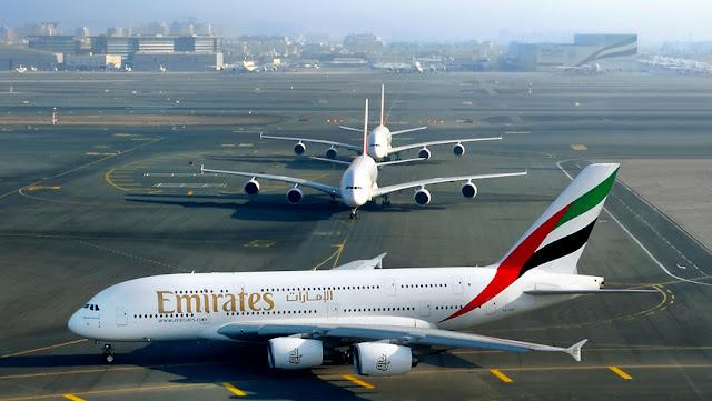 Tiket pesawat Emirates