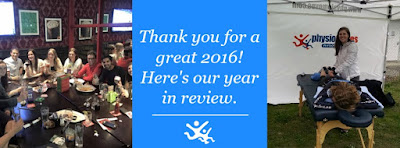 Physiomoves 2016 Year in Review