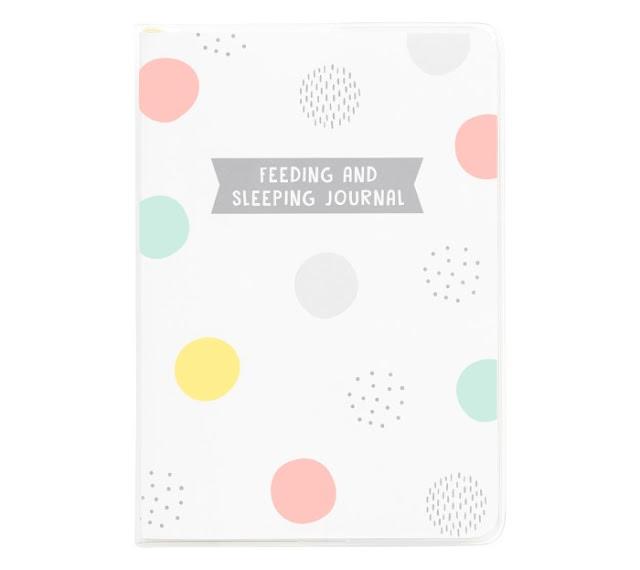 feeding sleeping journal